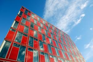 Medienhafen Duesseldorf / Architekturfotografie Guntmar Fritz