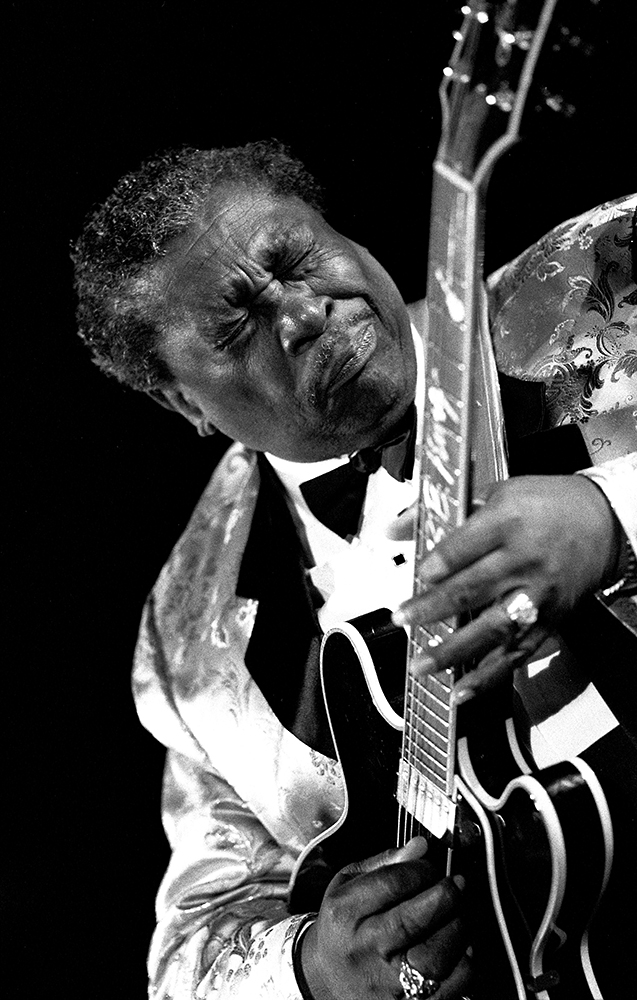 B.B. King by Guntmar Fritz Photographer Germany
