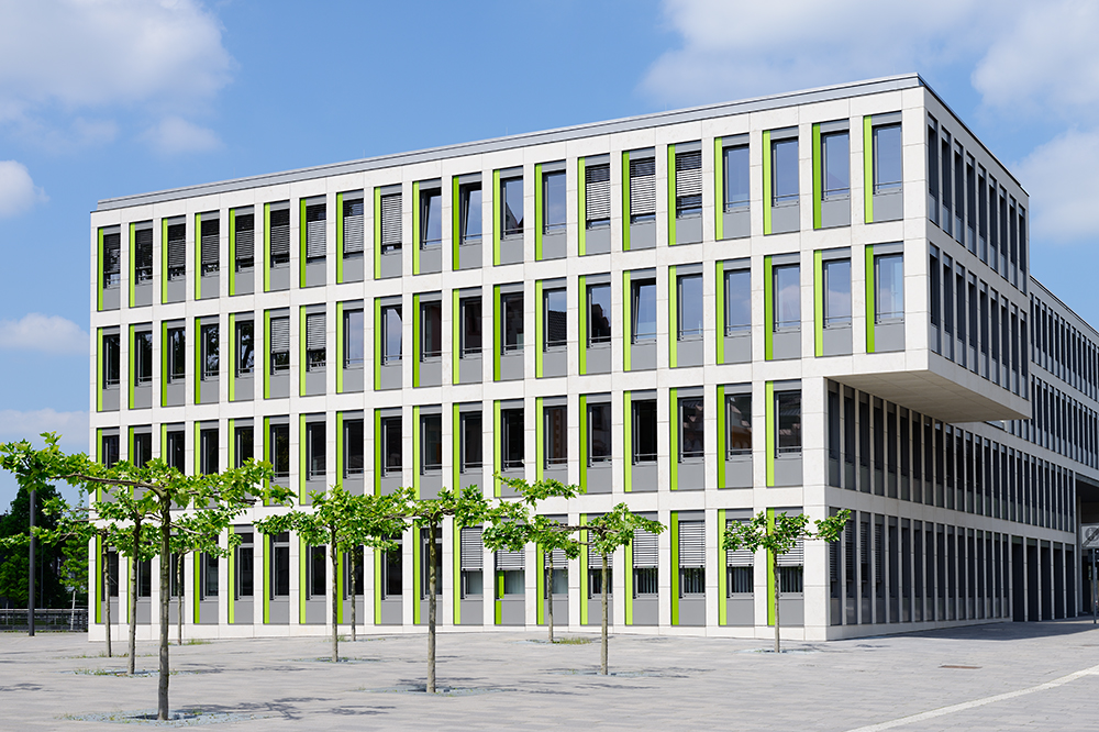 Architekturfoto by Guntmar Fritz Industriefotografie